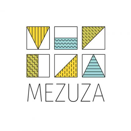Development and creation of the Mezuza brand for the Jewish Agency of St. Petersburg.